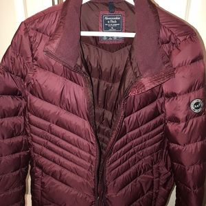 Abercrombie & Fitch Women's Packable Down Puffer